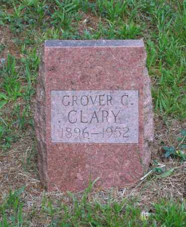 CLARY, GROVER C. - Lawrence County, Arkansas | GROVER C. CLARY - Arkansas Gravestone Photos