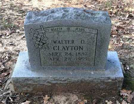 CLAYTON, WALTER OTIS - Lawrence County, Arkansas | WALTER OTIS CLAYTON - Arkansas Gravestone Photos
