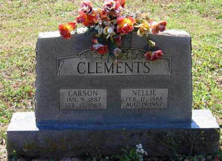 CLEMENTS, NELLIE - Lawrence County, Arkansas | NELLIE CLEMENTS - Arkansas Gravestone Photos