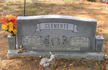 CLEMENTS, A. DWIGHT - Lawrence County, Arkansas | A. DWIGHT CLEMENTS - Arkansas Gravestone Photos
