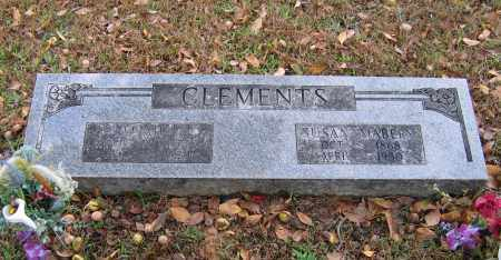 """MABERRY """"MABERY"""" CLEMENTS, SUSAN - Lawrence County, Arkansas 