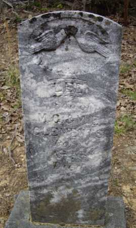 CLEMENTS, AMOS LEE - Lawrence County, Arkansas | AMOS LEE CLEMENTS - Arkansas Gravestone Photos