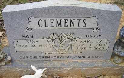 CLEMENTS, JR., ROBERT EARL - Lawrence County, Arkansas | ROBERT EARL CLEMENTS, JR. - Arkansas Gravestone Photos