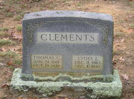 ALLEN CLEMENTS, LYDIA LUIZIA - Lawrence County, Arkansas   LYDIA LUIZIA ALLEN CLEMENTS - Arkansas Gravestone Photos