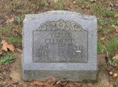 CLEMENTS, VESTER TOTIS - Lawrence County, Arkansas | VESTER TOTIS CLEMENTS - Arkansas Gravestone Photos