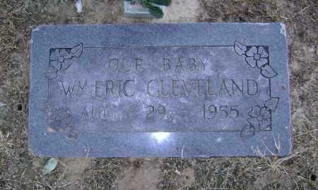 CLEVELAND, WILLIAM ERIC - Lawrence County, Arkansas | WILLIAM ERIC CLEVELAND - Arkansas Gravestone Photos