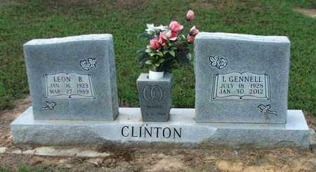 CLINTON, LEON BROOKS - Lawrence County, Arkansas | LEON BROOKS CLINTON - Arkansas Gravestone Photos