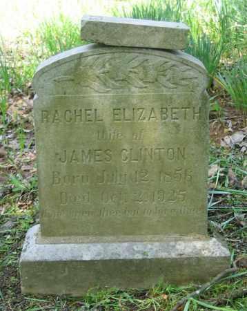"CLINTON, RACHEL ELIZABETH ""BETTY"" - Lawrence County, Arkansas | RACHEL ELIZABETH ""BETTY"" CLINTON - Arkansas Gravestone Photos"