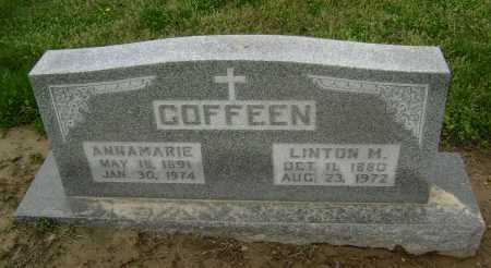COFFEEN, LINTON M. - Lawrence County, Arkansas | LINTON M. COFFEEN - Arkansas Gravestone Photos