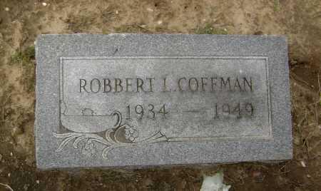 COFFMAN, ROBBERT LEROY - Lawrence County, Arkansas | ROBBERT LEROY COFFMAN - Arkansas Gravestone Photos