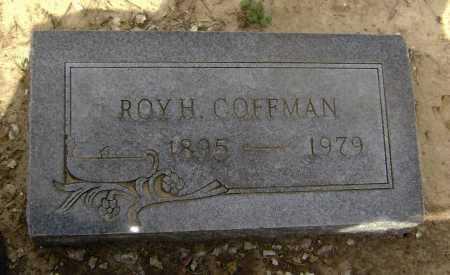 COFFMAN, ROY HAYWOOD - Lawrence County, Arkansas | ROY HAYWOOD COFFMAN - Arkansas Gravestone Photos