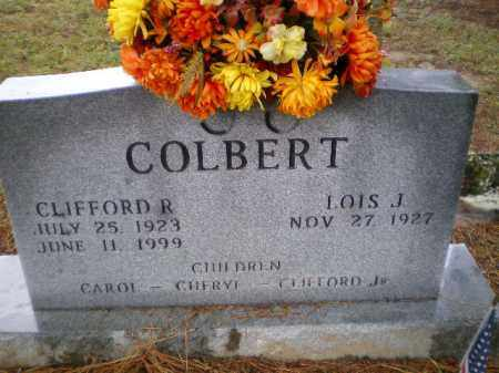 COLBERT, SR., CLIFFORD RAY - Lawrence County, Arkansas | CLIFFORD RAY COLBERT, SR. - Arkansas Gravestone Photos