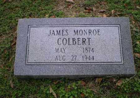 COLBERT, JAMES MONROE - Lawrence County, Arkansas   JAMES MONROE COLBERT - Arkansas Gravestone Photos