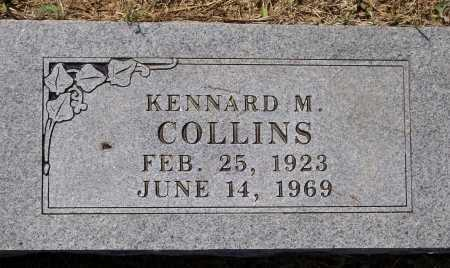 COLLINS, KENNARD M. - Lawrence County, Arkansas | KENNARD M. COLLINS - Arkansas Gravestone Photos