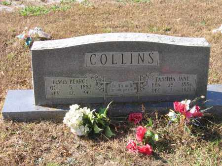 COLLINS, TABITHA JANE - Lawrence County, Arkansas | TABITHA JANE COLLINS - Arkansas Gravestone Photos