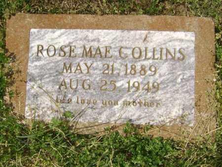 COLLINS, ROSE MAE - Lawrence County, Arkansas | ROSE MAE COLLINS - Arkansas Gravestone Photos