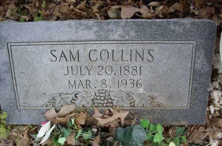 COLLINS, SAM - Lawrence County, Arkansas | SAM COLLINS - Arkansas Gravestone Photos