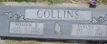 COLLINS, WILLIAM BUSTER - Lawrence County, Arkansas | WILLIAM BUSTER COLLINS - Arkansas Gravestone Photos