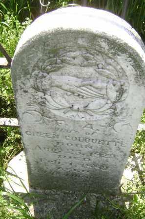COLQUETTE, FRANCES ANN - Lawrence County, Arkansas   FRANCES ANN COLQUETTE - Arkansas Gravestone Photos