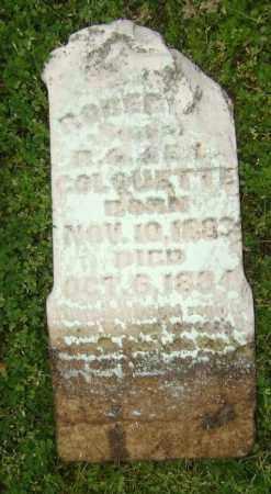 COLQUETTE, ROBERT - Lawrence County, Arkansas   ROBERT COLQUETTE - Arkansas Gravestone Photos