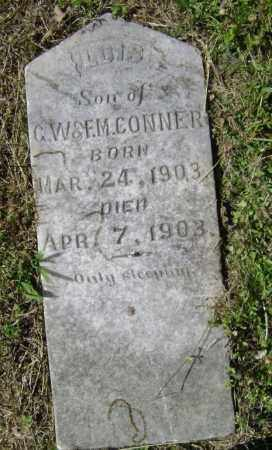 CONNER, LOIS - Lawrence County, Arkansas | LOIS CONNER - Arkansas Gravestone Photos