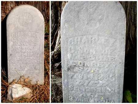 CONREY, CHARLEY - Lawrence County, Arkansas   CHARLEY CONREY - Arkansas Gravestone Photos