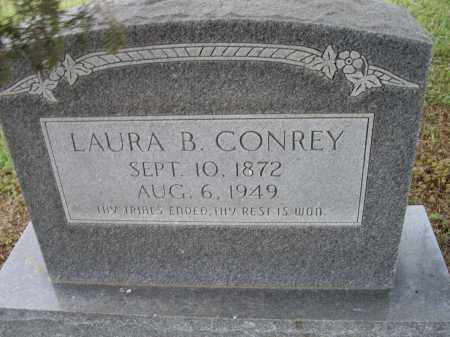 WHITTAKER CONREY, LAURA BELLE - Lawrence County, Arkansas | LAURA BELLE WHITTAKER CONREY - Arkansas Gravestone Photos