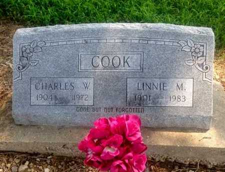 COOK, CHARLES WILLIAM - Lawrence County, Arkansas | CHARLES WILLIAM COOK - Arkansas Gravestone Photos