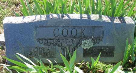 COOK, ELIZABETH - Lawrence County, Arkansas | ELIZABETH COOK - Arkansas Gravestone Photos