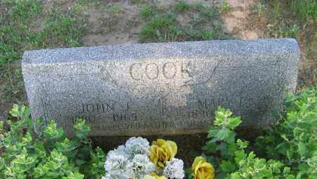 COOK, JOHN J. - Lawrence County, Arkansas | JOHN J. COOK - Arkansas Gravestone Photos