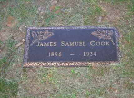 COOK, JAMES SAMUEL - Lawrence County, Arkansas   JAMES SAMUEL COOK - Arkansas Gravestone Photos