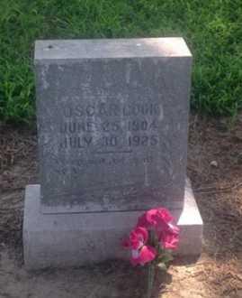 COOK, OSCAR - Lawrence County, Arkansas | OSCAR COOK - Arkansas Gravestone Photos