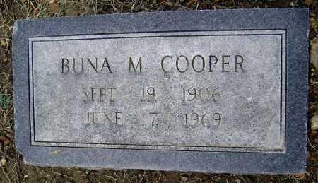 COOPER, BUNA MARY - Lawrence County, Arkansas | BUNA MARY COOPER - Arkansas Gravestone Photos