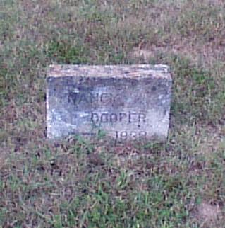 COOPER, NANCY - Lawrence County, Arkansas | NANCY COOPER - Arkansas Gravestone Photos