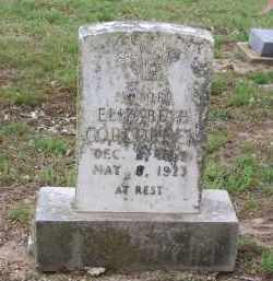 CORCORREN, ELIZABETH - Lawrence County, Arkansas | ELIZABETH CORCORREN - Arkansas Gravestone Photos