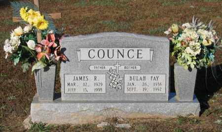 TYSON COUNCE, BEULAH FAY - Lawrence County, Arkansas | BEULAH FAY TYSON COUNCE - Arkansas Gravestone Photos