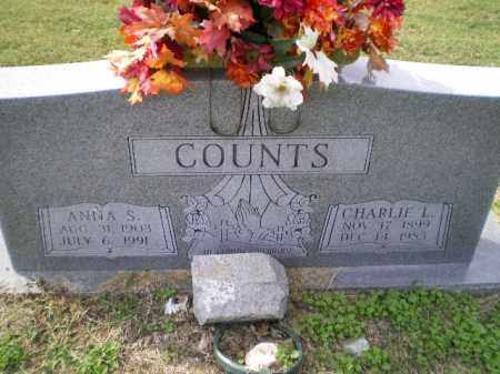 COUNTS, ANNA SUSAN - Lawrence County, Arkansas | ANNA SUSAN COUNTS - Arkansas Gravestone Photos