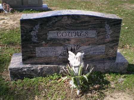 COUNTS, LOIS - Lawrence County, Arkansas | LOIS COUNTS - Arkansas Gravestone Photos