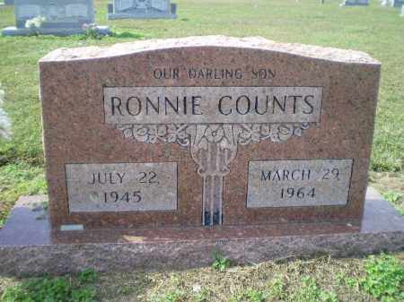 COUNTS, RONNIE LEE - Lawrence County, Arkansas | RONNIE LEE COUNTS - Arkansas Gravestone Photos
