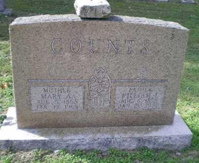 COUNTS, MARY A. - Lawrence County, Arkansas | MARY A. COUNTS - Arkansas Gravestone Photos
