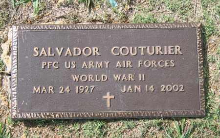 COUTURIER (VETERAN WWII), SALVADOR - Lawrence County, Arkansas | SALVADOR COUTURIER (VETERAN WWII) - Arkansas Gravestone Photos