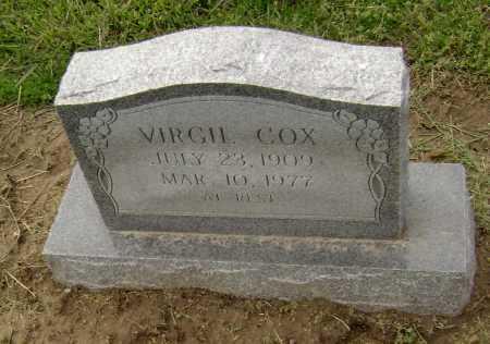 COX, VIRGIL - Lawrence County, Arkansas | VIRGIL COX - Arkansas Gravestone Photos