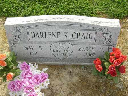 CRAIG BENNETT, DARLENE KAY - Lawrence County, Arkansas | DARLENE KAY CRAIG BENNETT - Arkansas Gravestone Photos