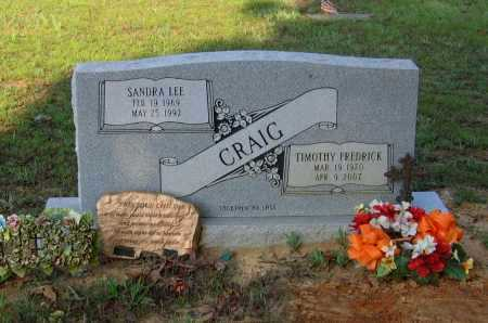 CRAIG, SANDRA LEE - Lawrence County, Arkansas | SANDRA LEE CRAIG - Arkansas Gravestone Photos