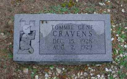 CRAVENS, TOMMY GENE - Lawrence County, Arkansas   TOMMY GENE CRAVENS - Arkansas Gravestone Photos
