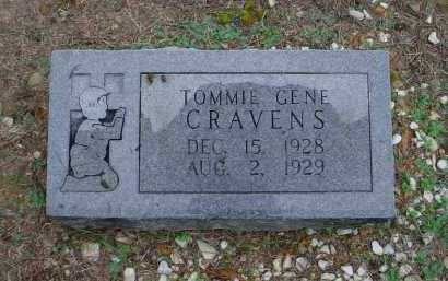 CRAVENS, TOMMY GENE - Lawrence County, Arkansas | TOMMY GENE CRAVENS - Arkansas Gravestone Photos