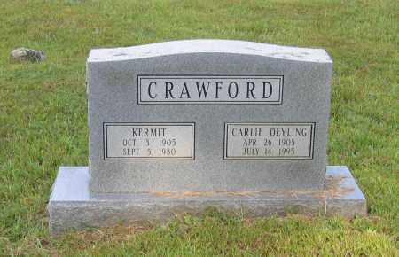 CRAWFORD, CARLIE ELIZABETH - Lawrence County, Arkansas | CARLIE ELIZABETH CRAWFORD - Arkansas Gravestone Photos