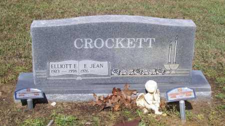 CROCKETT, ELEANOR JEAN - Lawrence County, Arkansas   ELEANOR JEAN CROCKETT - Arkansas Gravestone Photos