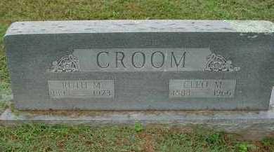 CROOM, RUTH M. - Lawrence County, Arkansas | RUTH M. CROOM - Arkansas Gravestone Photos