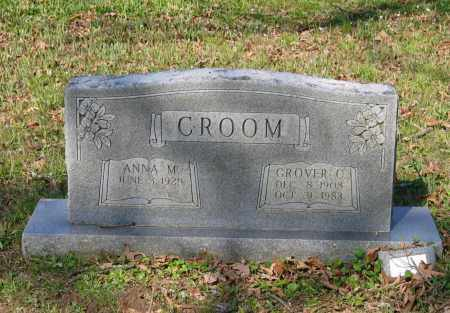 CROOM, GROVER CLEVELAND - Lawrence County, Arkansas   GROVER CLEVELAND CROOM - Arkansas Gravestone Photos